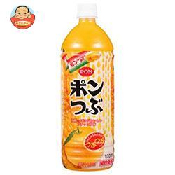 えひめ飲料 POM(ポン) ポンつぶ 1000mlペットボトル×12(6×2)本入