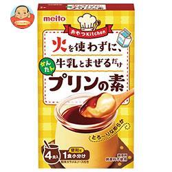 名糖産業 かんたんプリンの素 4P×6箱入