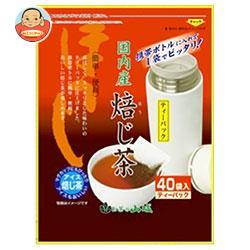 山城物産 ボトルにピッタリほうじ茶 ティーバッグ 2g×40P×20袋入
