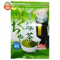 山城物産 ボトルにピッタリ緑茶 ティーバッグ 2g×40P×20袋入