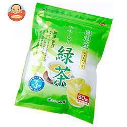 山城物産 やすらぎ緑茶 ティーバッグ 5g×50P×20袋入