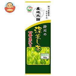 山城物産 産地元詰 一番茶入り 掛川の深蒸し茶 80g×20袋入