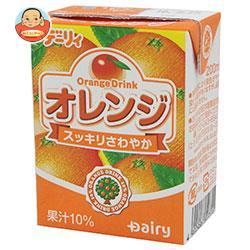 南日本酪農協同 デーリィ オレンジ 200ml紙パック×24本入