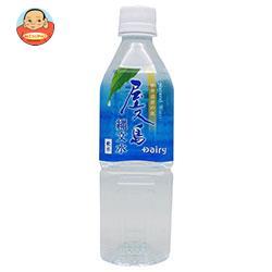 南日本酪農協同 屋久島縄文水 500mlペットボトル×24本入