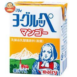 南日本酪農協同 デーリィ ヨーグルッペ マンゴー 200ml紙パック×24本入