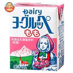 南日本酪農協同 ヨーグルッペもも 200ml紙パック×24本入