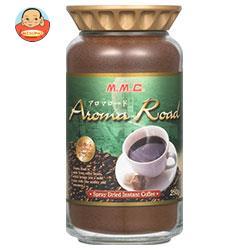 三本コーヒー アロマロード(スプレードライ) 250g瓶×6本入