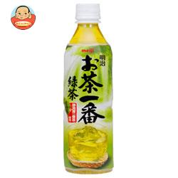 明治乳業 お茶一番 緑茶 500mlペットボトル×24本入