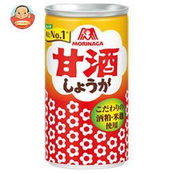 森永製菓 甘酒(しょうが) 190g缶×30本入