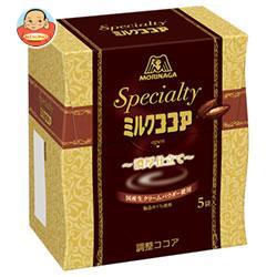 森永製菓 スペシャルティ ミルクココア 145g(29g×5袋)×24(4×6)箱入