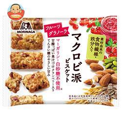 森永製菓 マクロビ派ビスケット<フルーツグラノーラ> 37g×6袋入