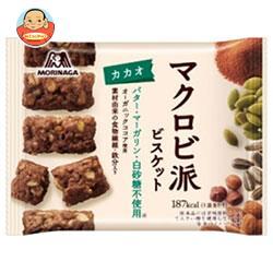 森永製菓 マクロビ派ビスケット<カカオ> 37g×6袋入