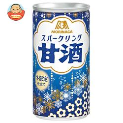 森永製菓 スパークリング甘酒 190ml缶×30本入