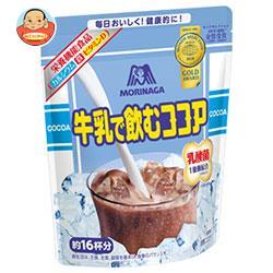 森永製菓 牛乳で飲むココア 200g袋×24(12×2)袋入