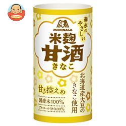 森永製菓 森永のやさしい米麹甘酒(きなこ) 125mlカートカン×30本入