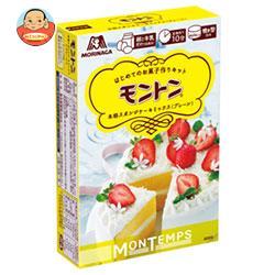 森永製菓 モントン スポンジケーキミックス プレーン 173g×24(6×4)箱入