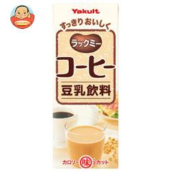 ヤクルト ラックミー コーヒー 200ml紙パック×24本入