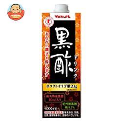 ヤクルト 黒酢ドリンク【特定保健用食品 特保】 1000ml紙パック×12本入