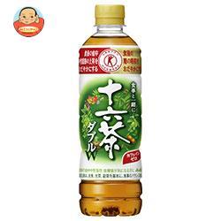 アサヒ飲料 食事と一緒に十六茶W(ダブル)【特定保健用食品 特保】 500mlペットボトル×24本入
