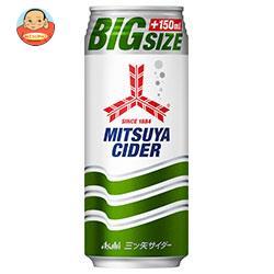 アサヒ飲料 三ツ矢サイダー 500ml缶×24本入