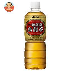 アサヒ飲料 一級茶葉烏龍茶 600mlペットボトル×24本入
