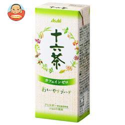 アサヒ飲料 十六茶 250ml紙パック×24本入