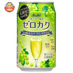 アサヒ ゼロカク ノンアルコールカクテル シャルドネスパークリングテイスト 350ml缶×24本入