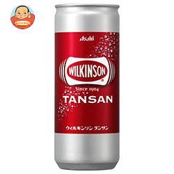 アサヒ飲料 ウィルキンソン タンサン 250ml缶×20本入