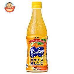 アサヒ飲料 バヤリース オレンジ 430mlペットボトル×24本入