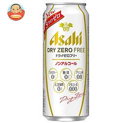 アサヒ ドライゼロ フリー 500ml缶×24本入