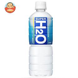 アサヒ飲料 スーパーH2O 600mlペットボトル×24本入