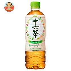アサヒ飲料 十六茶【自動販売機用】 500mlペットボトル×24本入