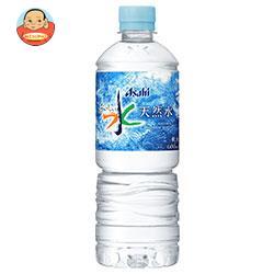 アサヒ飲料 おいしい水 天然水【自動販売機用】 600mlペットボトル×24本入