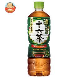 アサヒ飲料 濃いめの十六茶 600mlペットボトル×24本入