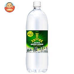 アサヒ飲料 三ツ矢 グリーンレモン 1.5Lペットボトル×8本入
