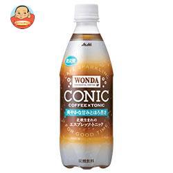アサヒ飲料 WONDA(ワンダ) CONIC(コニック) 500mlペットボトル×24本入