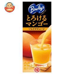 アサヒ飲料 バヤリース とろけるマンゴー 250ml紙パック×24本入
