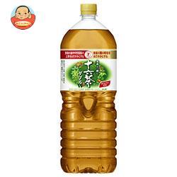 アサヒ飲料 食事と一緒に十六茶W(ダブル)【特定保健用食品 特保】 2Lペットボトル×6本入