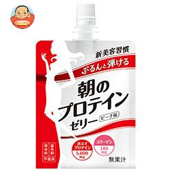 赤穂化成 朝のプロテインゼリー 150gパウチ×30本入