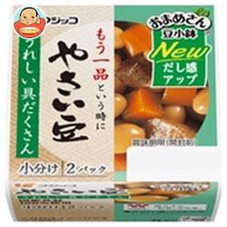 フジッコ おまめさん 豆小鉢 やさい豆 65g×2パック×12個入