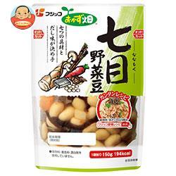 フジッコ おかず畑 七目野菜豆 150g×10袋入
