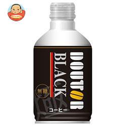 ドトールコーヒー ドトール ブラックコーヒー レアル 260gボトル缶×24本入