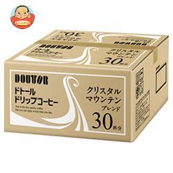ドトールコーヒー ドトール ドリップコーヒー クリスタルマウンテンブレンド 7g×30P×12箱入