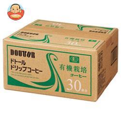 ドトールコーヒー ドトール ドリップコーヒー 有機栽培ブレンド 7g×30P×12箱入