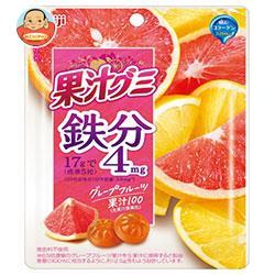 明治 果汁グミ 鉄分グレープフルーツ 68g×8袋入
