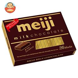 明治 ミルクチョコレートBOX 120g(26枚)×6箱入