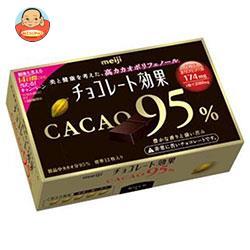 明治 チョコレート効果カカオ95%BOX 60g×5箱入