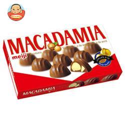 明治 マカダミアチョコレート 9粒×10箱入