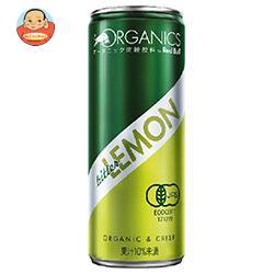 レッドブル・オーガニックス ビターレモン 250ml缶×24本入