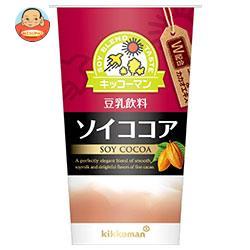 キッコーマン 豆乳飲料 ソイココア 200ml×12本入